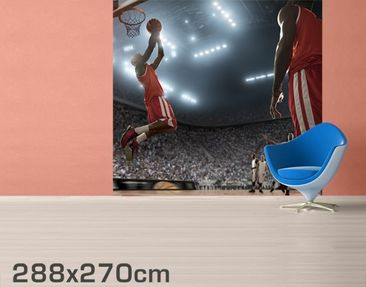 Product picture Photo Wall Mural Dunking
