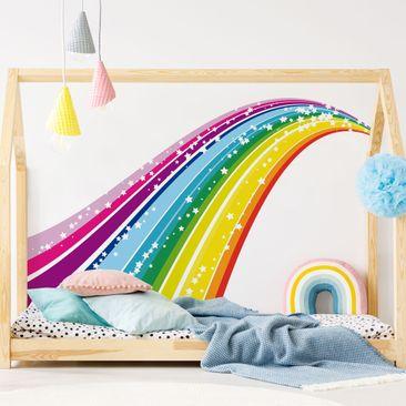 Immagine del prodotto Adesivo murale No.620 Rainbow 115x68cm