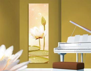 Immagine del prodotto Stampa su tela no.101 Waterlily Magic 40x120cm