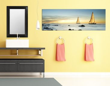 Product picture Canvas Art no.99 Sailors At The Ocean...
