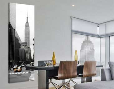 Product picture Canvas Art No.238 Empire State Building...