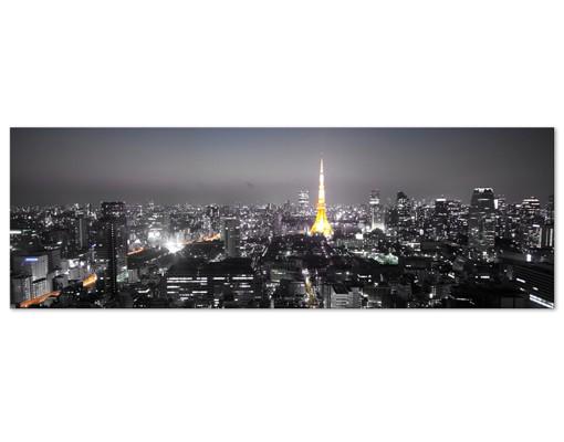 Produktfoto Leinwandbild No.205 Tokio 120x40cm