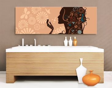 Product picture Canvas Art no.308 Vitality 120x40cm