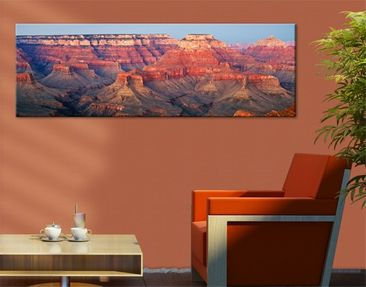 Immagine del prodotto Stampa su tela no.304 Grand Canyon After Sundown 120x40cm