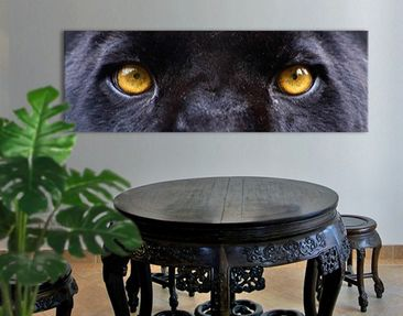 Product picture Canvas Art no.495 Power Of Puma 120x40cm...