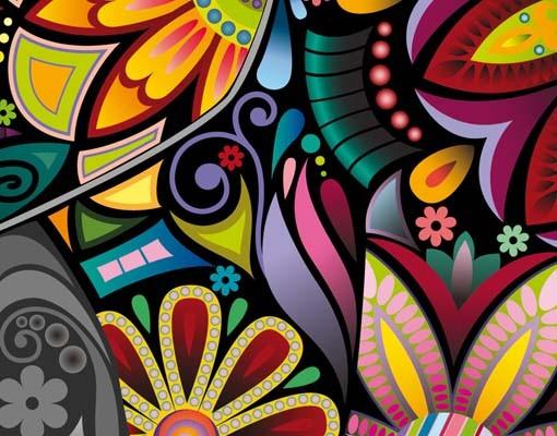 Produktfoto Fenstersticker No.651 Elefantenmuster 108x75cm