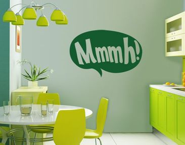 Product picture Wall Decal no.UL984 Mmmh!