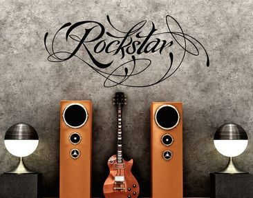 Produktfoto Wall Decal no.PP6 Rockstar