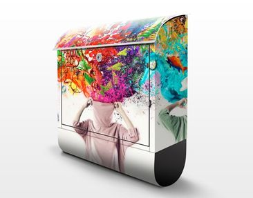 Product picture Design Letter Box Brain Explosions...