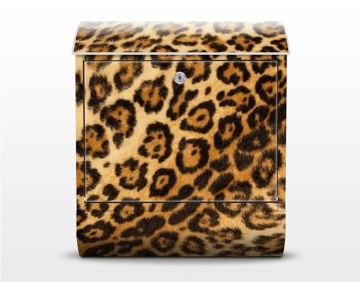Produktfoto Wandbriefkasten - Jaguar Skin -...