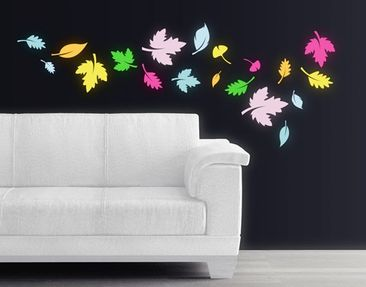 Produktfoto Wall Decal no.PP12 Colours Of Emotions