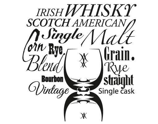 Produktfoto Wandtattoo No.EV92 Whiskey Words