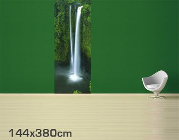 Product picture Photo Wall Mural Waterfall Paradise