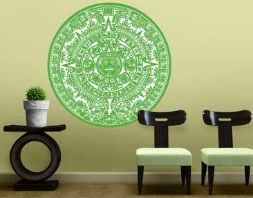 Produktfoto Wall Decal no.FB181 Maya Calendar