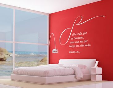 Product picture Wall Decal no.UL988 Awakening