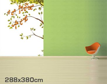 Product picture Photo Wall Mural Squirricorns In Danger