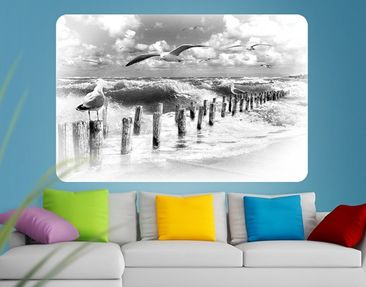 Produktfoto Wall Mural no.YK3 Absolutely Sylt II