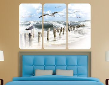 Product picture Wall Mural no.YK3 Absolutely Sylt...
