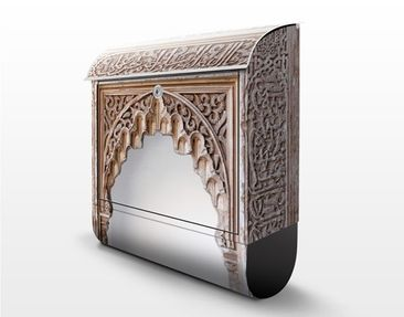 Product picture Design Letter Box Alhambra 39x46x13cm