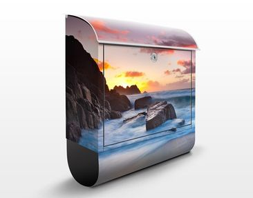 Product picture Design Letter Box At The Sea In Cornwall...