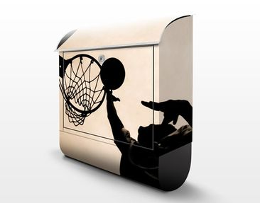 Product picture Design Letter Box Basketball 39x46x13cm