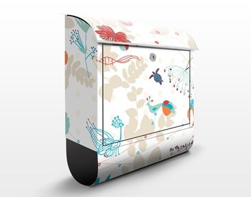 Product picture Design Letter Box Coastal Life...