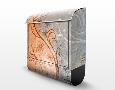 Product picture Design Letter Box Dignity 39x46x13cm