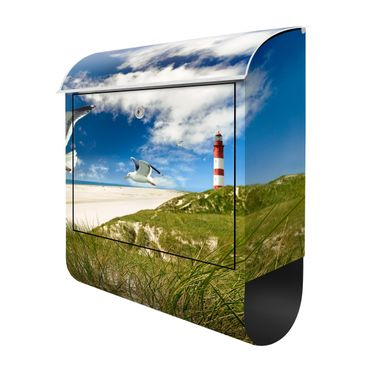 Product picture Design Letter Box Dune Breeze 39x46x13cm