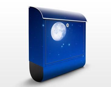 Produktfoto Design Letter Box Full Moon Wish...