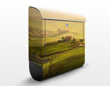 Product picture Design Letter Box Chianti Tuscany...