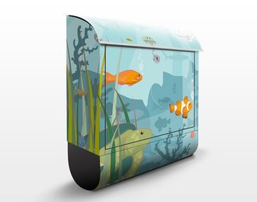 Produktfoto Design Letter Box no.EK57 Underwater...