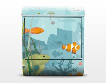 Product picture Design Letter Box no.EK57 Underwater...