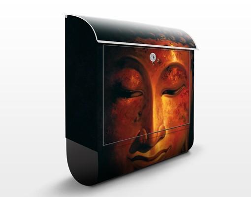Produktfoto Design Briefkasten Madras Buddha...