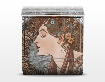Product picture Design Letter Box Helena 39x46x13cm