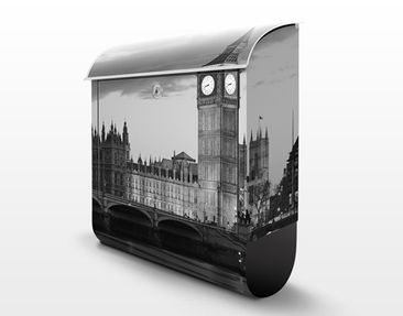 Product picture Design Letter Box London At Night II...