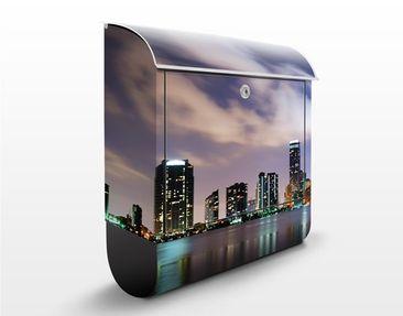 Immagine del prodotto Cassetta postale Miami at Night...