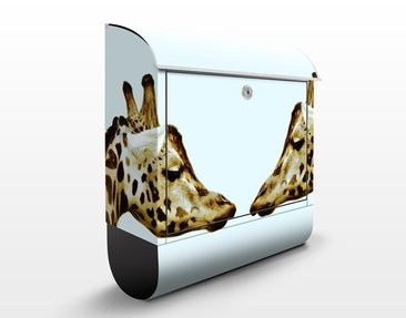 Produktfoto Design Letter Box Giraffes In Love...