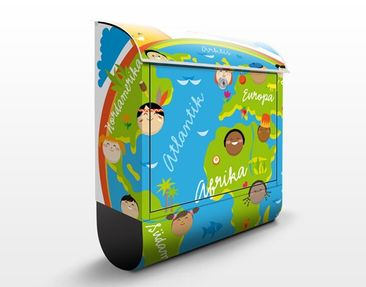 Produktfoto Design Letter Box No.EK129 Kids World...
