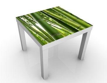 Produktfoto Beistelltisch - Bamboo Trees No.1 - Tisch Grün