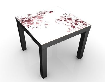 Product picture Design Table Apricot Blossom 55x55x45cm