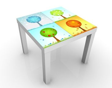 Product picture Design Table 4 Seasons 55x55x45cm