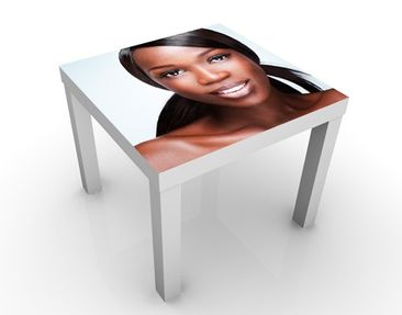 Produktfoto Design Table Black Beauty Close Up...