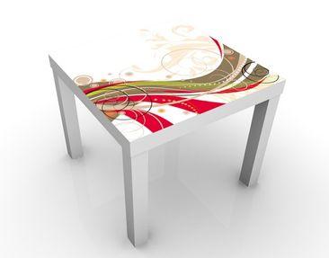 Produktfoto Beistelltisch - December - Tisch Weiß