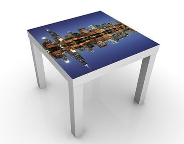 Immagine del prodotto Tavolino design Chicago Reflection 55x55x45cm