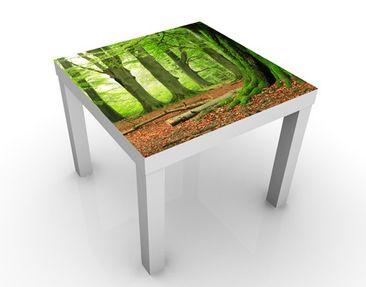 Produktfoto Beistelltisch - Mighty Beech Trees - Tisch Grün