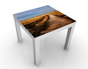 Produktfoto Design Table Path In Dunes In Sylt...