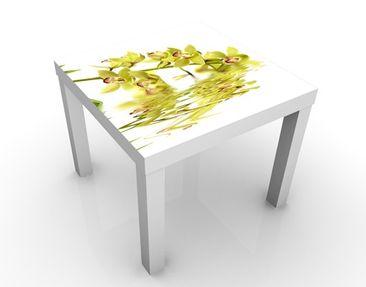 Produktfoto Beistelltisch - Elegant Orchid Waters - Tisch Gelb Weiß