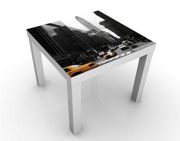 Produktfoto Beistelltisch - Empire State Building - Tisch Grau Schwarz