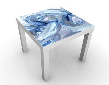 Product picture Design Table Frosty Chains 55x55x45cm