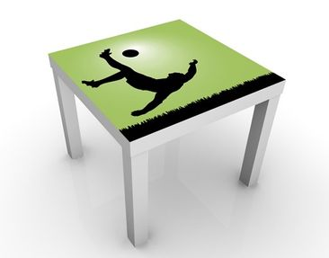 Produktfoto Design Table Footballer In Action...